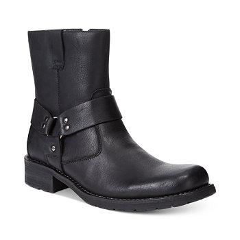 Unlisted Cop-per Coin Mens Boots