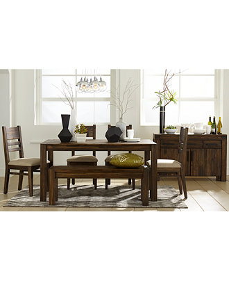 Avondale Dining Room Furniture Collection Only At Macy 39 S Furniture Macy 39 S