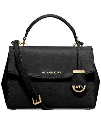 Michael Michael Kors Ava Small Top Handle Satchel
