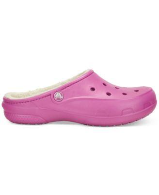 Crocs Womens Freesail Lined Clogs