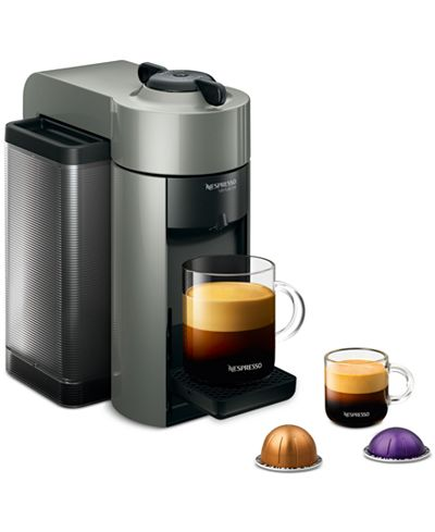 Coffee Maker On Clearance : Nespresso Evoluo Single Serve & Espresso Maker - Sale & Clearance - For The Home - Macy s