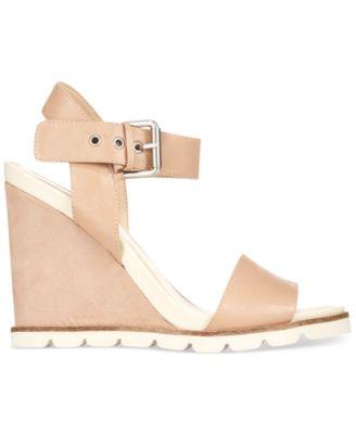 Nine West Gronigen Wedge Sandals