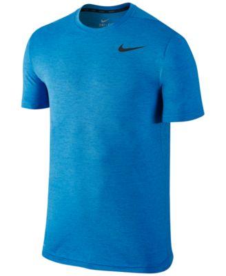 Nike Mens Dri-FIT Touch Ultra-Soft T-Shirt