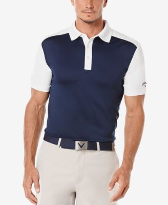 Callaway Mens Colorblocked Performance..