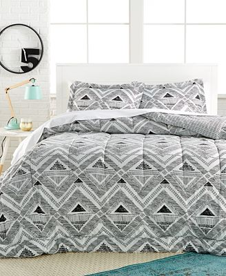 Morgan 3-Pc. Full/Queen Comforter Set