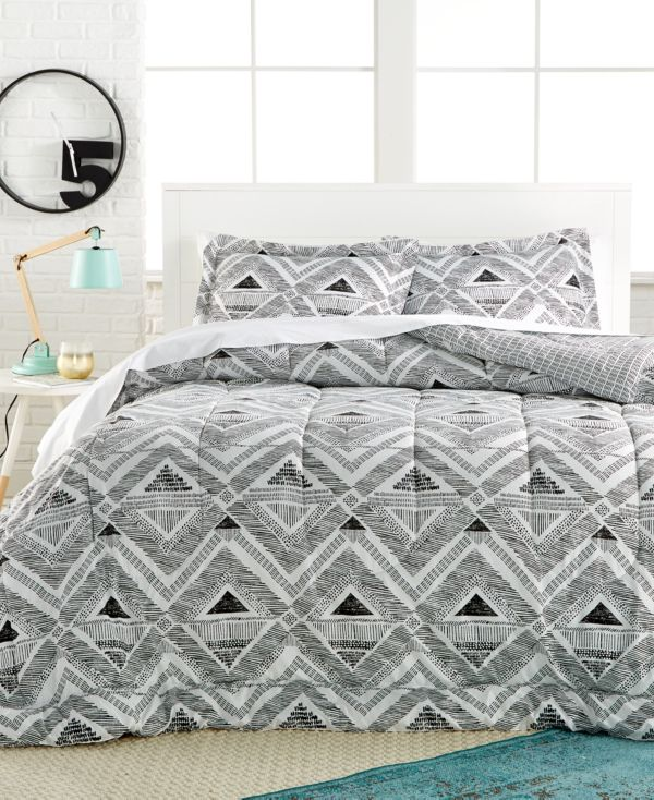 $80 Comforter Sets, Only $18 a...