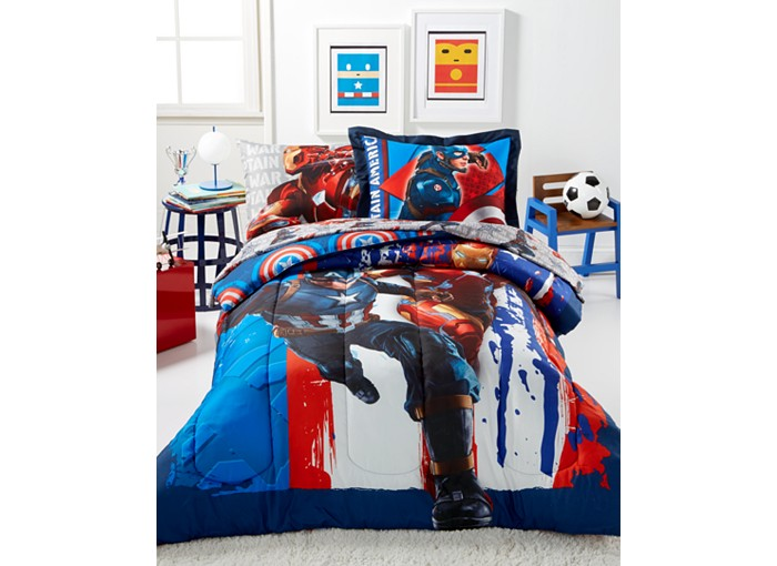 captain america bedding totally kids totally bedrooms kids
