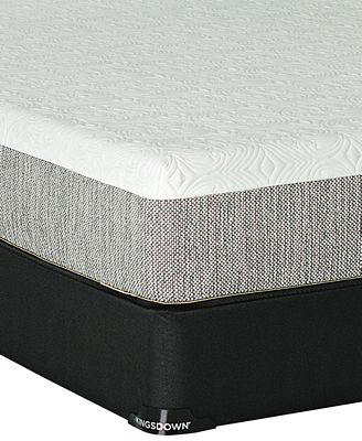 Macybed Lux by Kingsdown Cushion Firm Mattress Set Queen
