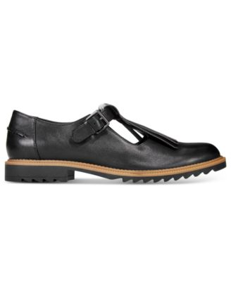Clarks Collection Womens Griffin Mia Oxford Flats