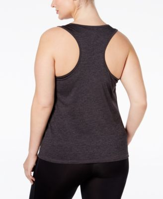 Ideology Plus Size Essential Racerback..
