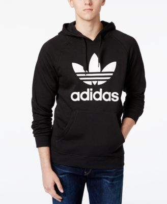 adidas Originals Mens Logo Hoodie