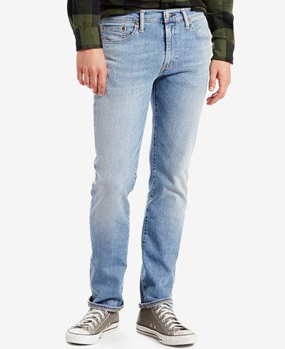 levi 39 s 511 slim fit performance stretch jeans jeans. Black Bedroom Furniture Sets. Home Design Ideas