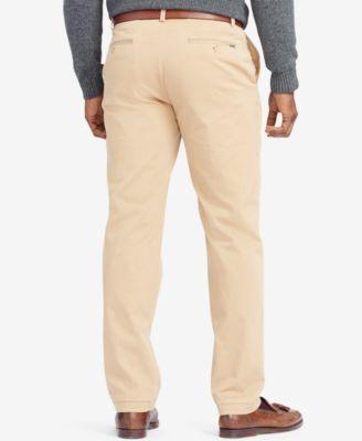 Polo Ralph Lauren Mens Big & Tall Classic-Fit Chino Pants
