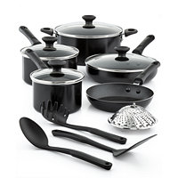 13-Piece Tools of the Trade Nonstick Cookware Set