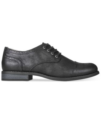 White Mountain Saint Tailored Lace-Up Oxfords