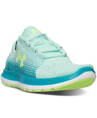 Under Armour Girls Speedform Slingride Sneakers from