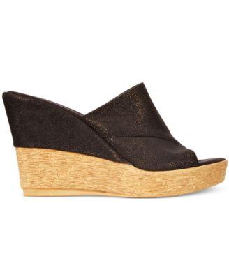 Onex Charlie Platform Wedge Sandals