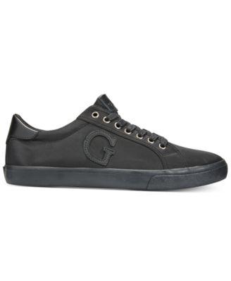GUESS Mens Massey2 Low-Top Sneakers
