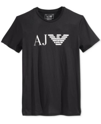 Armani Jeans Mens Eagle Logo T-Shirt