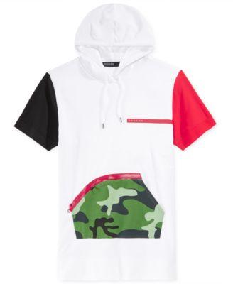 Hudson Outwear Mens Colorblock Hoodie ..