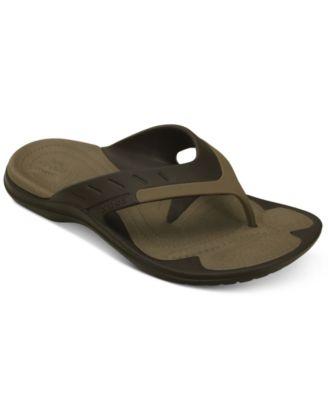 Crocs Mens Modi Sport Flip-Flops