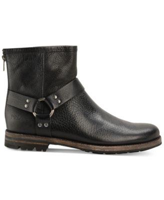 Polo Ralph Lauren Mens Melvin Pitstop Boots