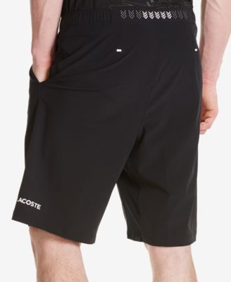 Lacoste Mens Sport Performance Stretch Shorts