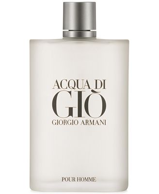 giorgio armani acqua di gio eau de toilette spray 6 7 oz shop all brands macy s