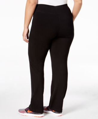 Material Girl Active Plus Size Yoga Pants