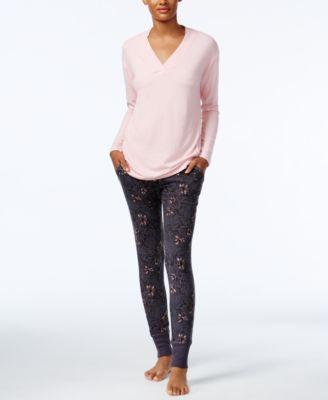 Alfani Printed Pajama Leggings