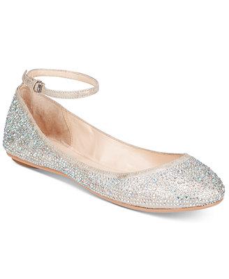 Blue By Betsey Johnson Joy Evening Flats Flats Shoes