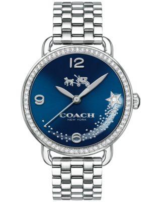 COACH Women's Delancey Stainless Steel Bracelet Watch 36mm 14502654