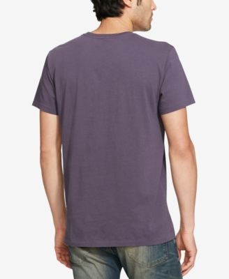 Denim & Supply Ralph Lauren Mens Graphic-Print T-Shirt