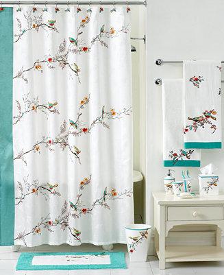 Lenox Simply Fine Bath Chirp Collection Bathroom Accessories Bed Bath Macy 39 S