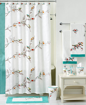 Lenox Simply Fine Bath Chirp Collection Bathroom