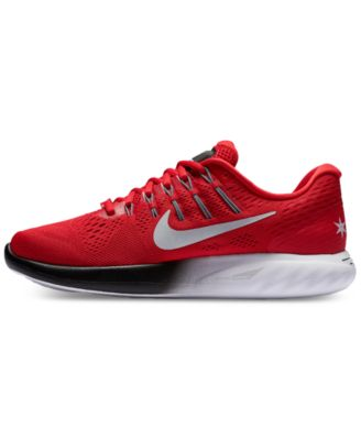 Nike Mens LunarGlide 8 Chicago Running Sneakers from Finish Line