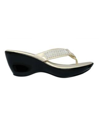 Callisto Rorrie Wedge Sandals