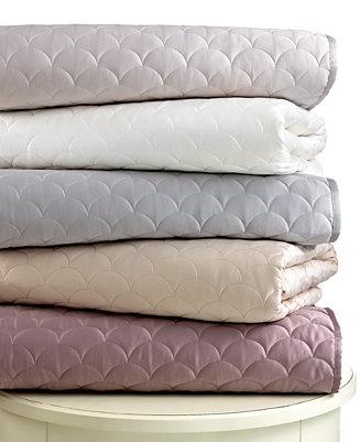 Barbara Barry Crescent Moon European Sham Quilts Bedspreads Bed Bath Macy 39 S