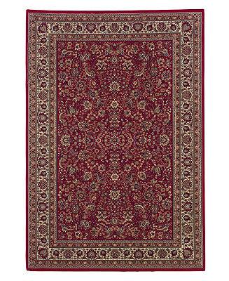 Oriental Weavers Area Rug Ariana Red Sarouk 113r 10 X 12