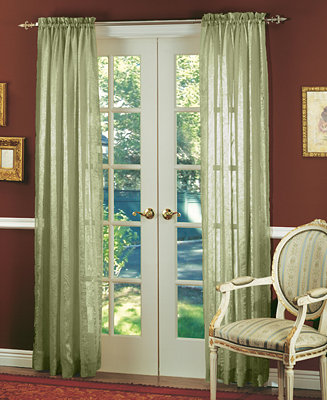 Miller Curtains Sheer Aria 51 Quot X 84 Quot Panel Window