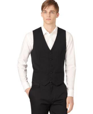 Calvin Klein Mens Vest