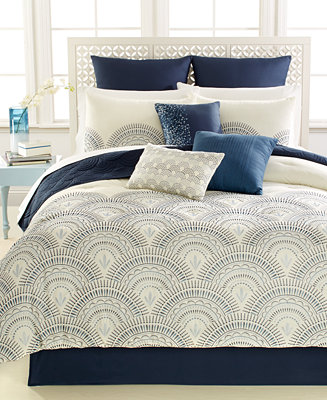 Reese 10 Pc Comforter Set Bed In A Bag Bed Amp Bath