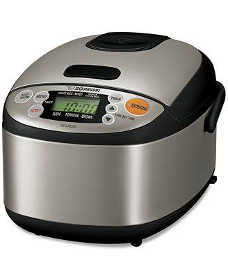 Zojirushi Ns Lac05xt Micom 3 Cup Rice Cooker Amp Warmer