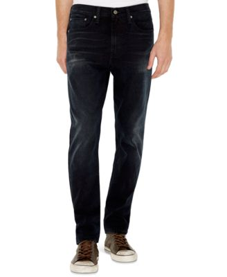 Levis® Mens 522 Slim Fit Tapered Lupine Wash Jeans