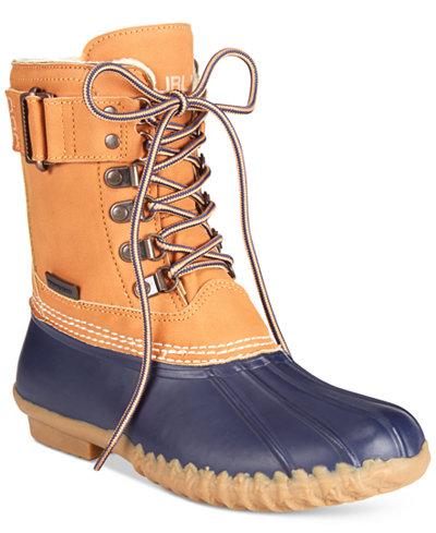 Men S Waterproof Duck Shoes In Wide Sizes