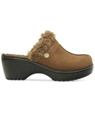 Crocs Womens Cobbler Mules
