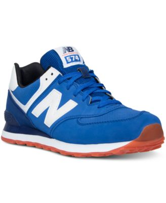 New Balance Men\u0026#39;s 574 State Fair Casual Sneakers from Finish Line