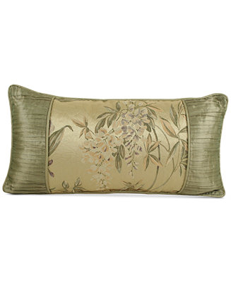Croscill Iris 22 X 11 Boudoir Decorative Pillow Bedding Collections Bed Bath Macy 39 S
