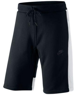 Nike Mens Air Hybrid Fleece Shorts