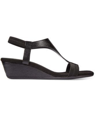 Alfani Vacanza Wedge Sandals